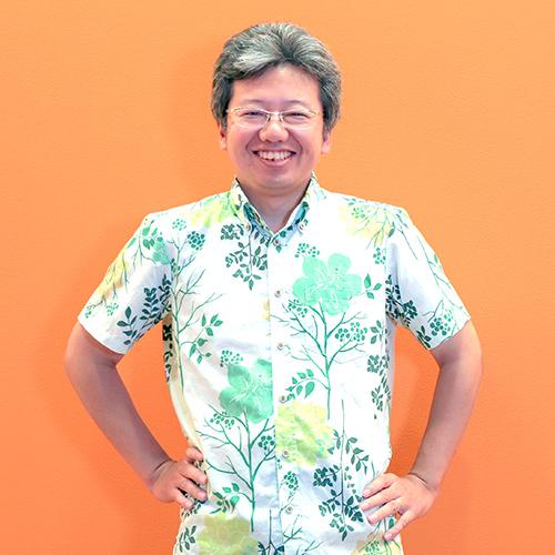 篠崎 敦(Voice UI部/Voice UIテクニカルスペシャリスト)